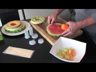 #Набор для фигруной нарезки фруктов (карвинга) Pop Chef