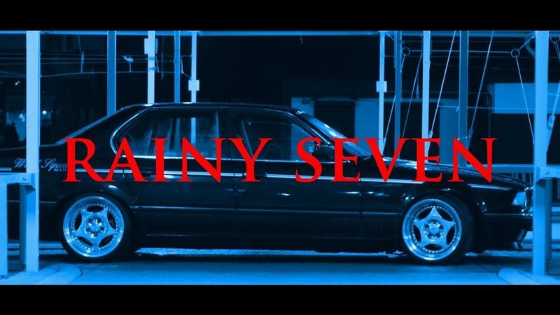 RAINY SEVEN POTI'S BMW E32 740i - MH Dezent 500 | jvkubPictures
