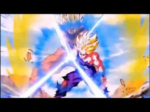 Gohan derrota Cell com o Super Kamehameha