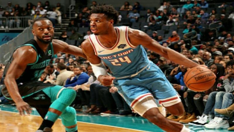 Sacramento Kings vs Charlotte Hornets Full Game Highlights | 1/17/2019