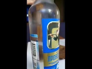 водка проводница