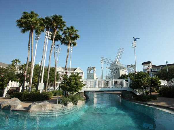 Летние каникулы во Флориде США
