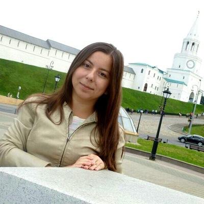 Кристиночка Милицкая, 11 августа 1994, Казань, id22383267