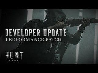 Developer Update | Hunt: Showdown Performance Patch