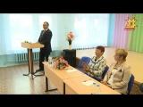 Сенатор от Чувашии Николай Федоров посетил родную школу
