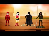 The Justice League | RBTV Stories