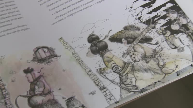 В Бурятии вышла книга про девочку с уникальными способностями