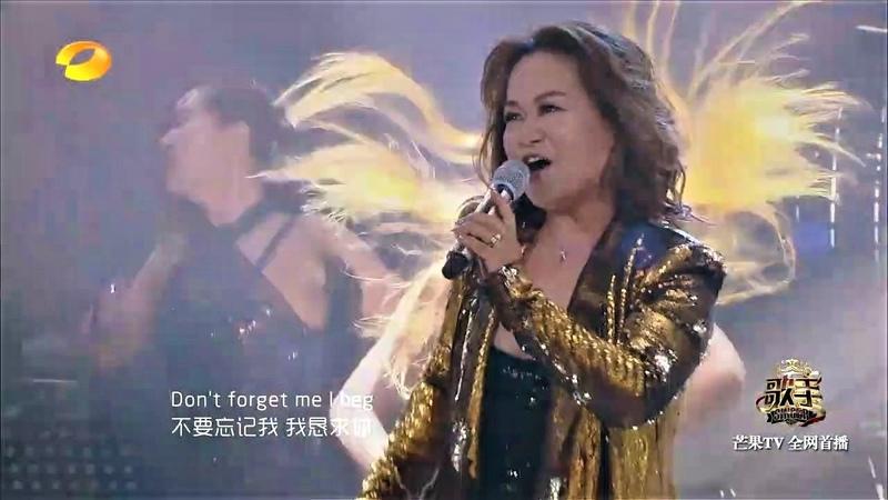 杜麗莎 Teresa Carpio Medley Someone Like You Rumour Has It 歌手 Singer 1 April 2017