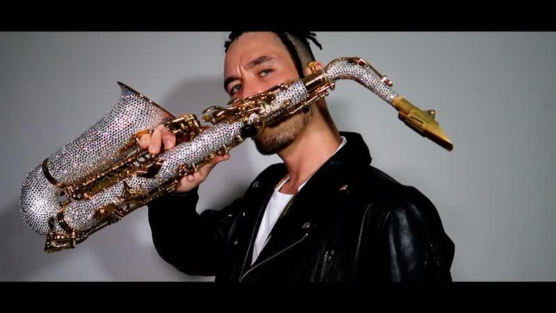 Arthur Mauzer New Diamond Sax Presentation Swarovski Saxophone