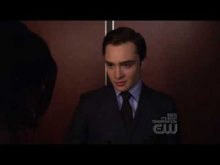 Chuck and Vanessa ! KISSING at Jenny's B-day party/ Gossip Girl episode 20