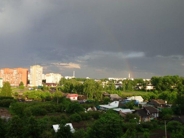 Всё, что осталось от деревни Берёзово, в честь которой назван микрорай
