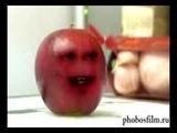 Надоедливый апельсин-Эй яблоко