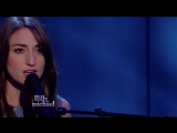 Sara Bareilles She Used To Be Mine Live with Kelly and Michael 12 14 2015 (1)
