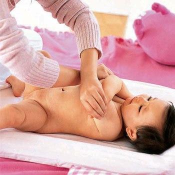 Неврологический массаж детям