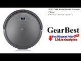 ILIFE A4S Smart Robotic Vacuum Cleaner - Review Gearbest
