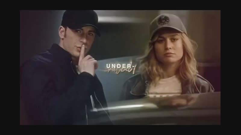 Steve Rogers Carol Danvers x Captain America Captain Marvel