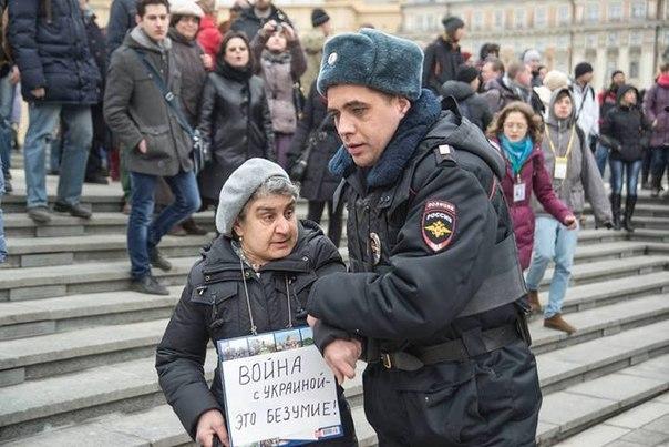 Россия приводит отряды террористов к стандартам мехбригад ВС РФ, - спикер АТО - Цензор.НЕТ 3512