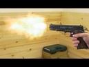 Охолощённый CLT 1911 CO стреляем