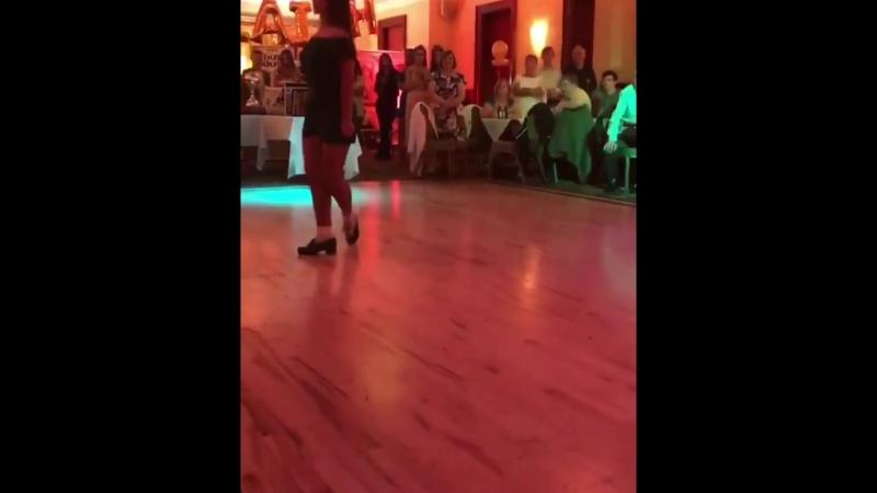 Orlaith Bradley PHOD Ирландские танцы