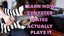 Hail to the King Avenged Sevenfold guitar solo lesson Weekend Wankshop 190