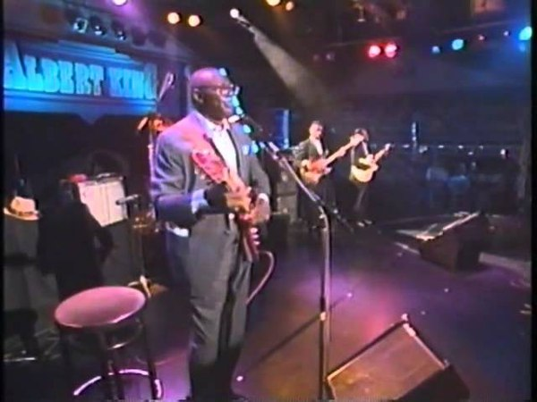 Albert King I'll Play The Blues For You 1992 г.
