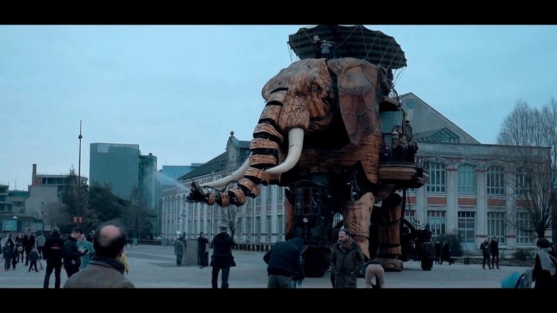 Nantes (Zhiyun Crane 2 - Lumix G7)