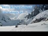 2013-02-22 Vallee Blanche Ski Chamonix France (kvv515kvv)