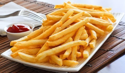 """Картофель """"Фри"""" из духовки"""