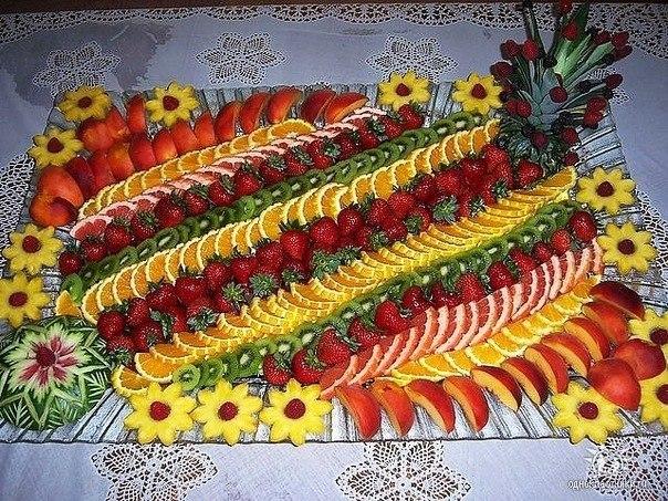 amazing food fruits 3d - photo #34