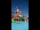 Анапа. Аквапарк Золотой пляж
