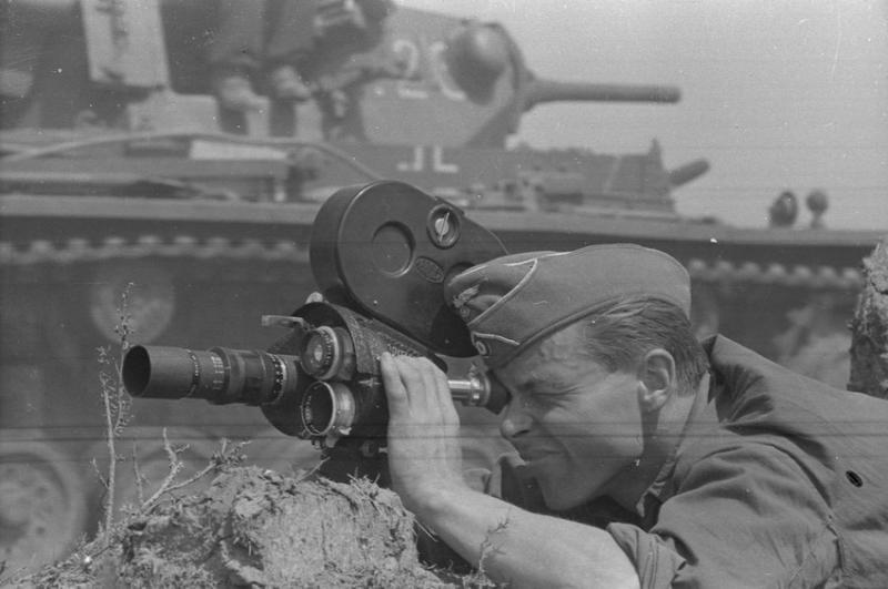 Вторая мировая война в фото