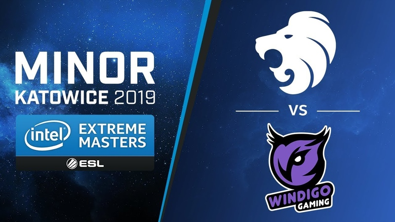 CS:GO - North vs. Windigo [Overpass] - Group B Match 1 - IEM Katowice EU Minor 2019