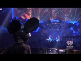 Deadmau5 feat. Gerard Way - Live @ iHeart Music Festival 2012 22.09.12