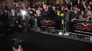 Tony Jaa xXx Return of Xander Cage Los Angeles Premiere
