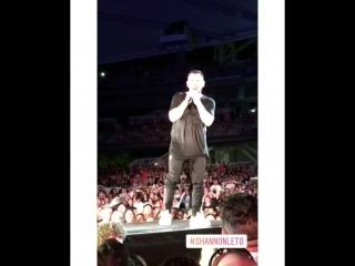30 seconds to mars | Jacksonville, Florida 01.07.18