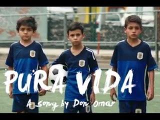 Don Omar - Pura Vida Official Trailer (from Pepsi Beats of the Beautiful Game LP)