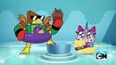 Unikitty Filling the pool with tears NOOOOOOOOOOOOOOOOOOOO