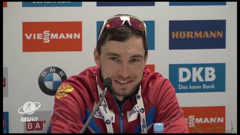 Бронзовый Александр Логинов украсил первый этап Кубка мира по биатлону