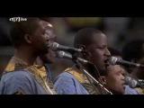 Ali Campbell (UB40) &amp Ladysmith Black Mambazo - Many Rivers To Cross (Live Goal For Africa)