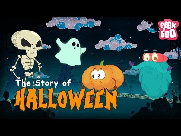 HALLOWEEN | The Dr. Binocs Show | Halloween Songs For Children | Best Learning Video for Kids