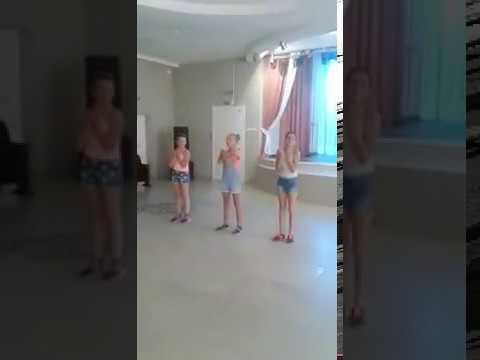 2 часть, танцевальный вечер для наших ребят в санатории Нарочь))