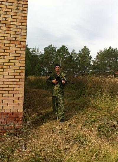 Радик Шайхуллин, 3 ноября 1988, Нижнекамск, id13836601