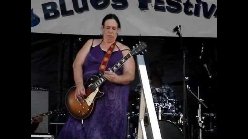 Joanna Connor The Queen of Blues