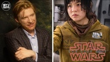 Domhnall Gleeson on Kelly Marie Tran Twitter Backlash - Star Wars The Last Jedi
