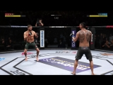 EA SPORTS™ UFC® 3 (3) Jeremy Stephens VS Max Holloway