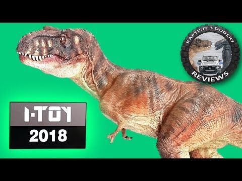 I-TOY® Tyrannosaurus Rex Review | NEW 2018 | Baptiste Coudert Reviews