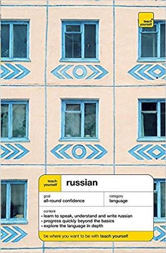 Teach Yourself Russian Book + Audio