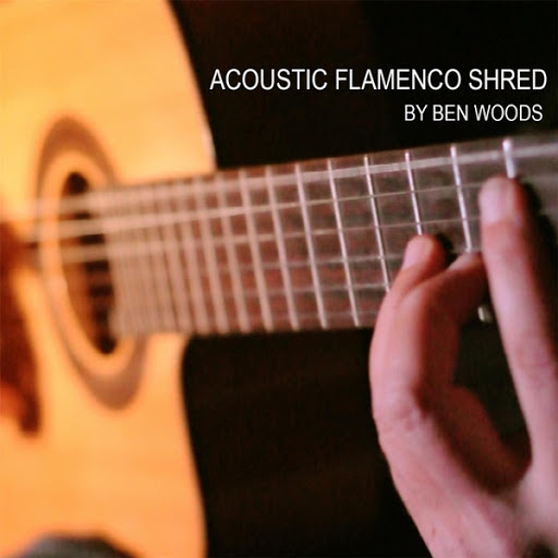 Ben Woods альбом Acoustic Flamenco Shred