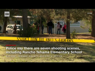 4 dead after #California #shootings; #gunman tried to enter school