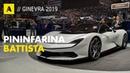 Pininfarina Battista | 1.900 cv e 300 km/h in 12,6 secondi [ENGLISH SUB]